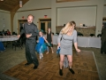 Teaching the Wobble to A great wedding crowd in Avon